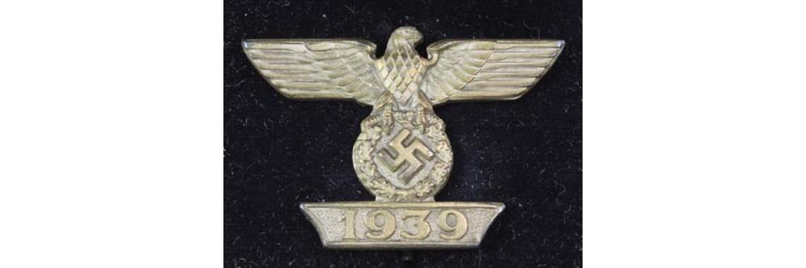 Clasp Iron Cross First Class 1939